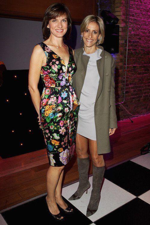 Emily Maitlis and Fiona Bruce