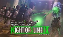 Ghostbusters: The Video Game Night of Slime 9 event. Check it out!