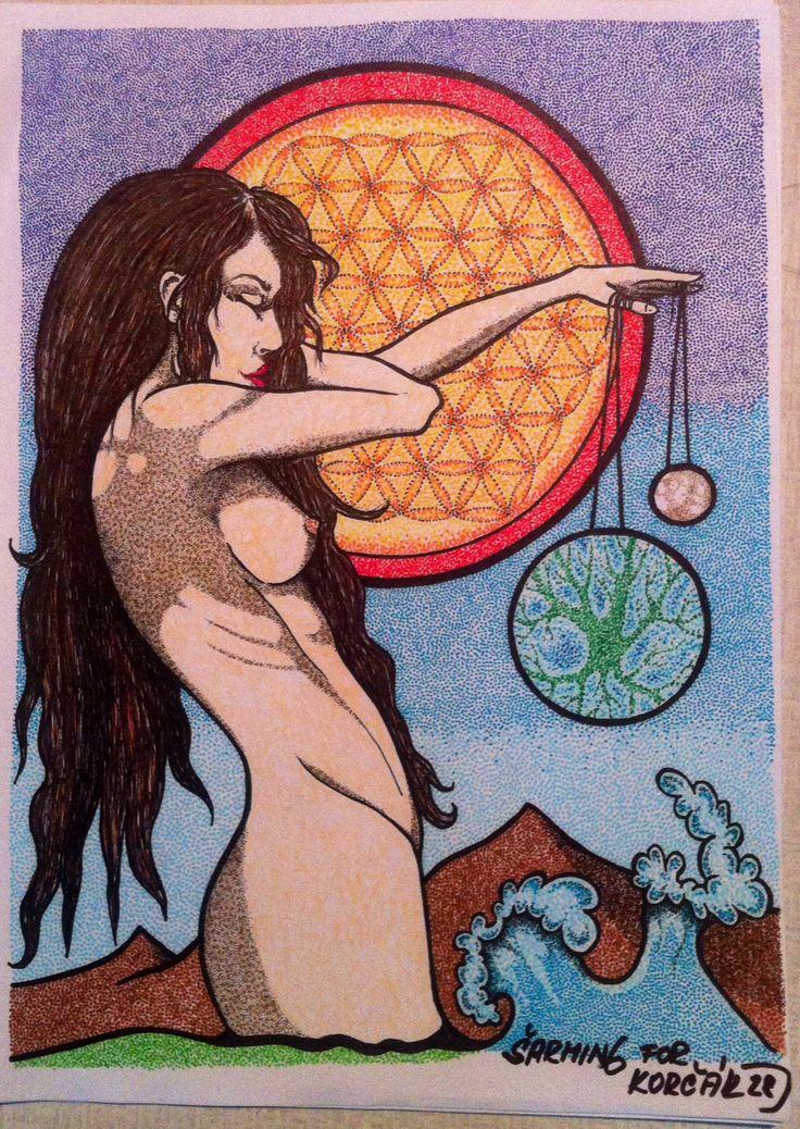 Woman power... art by Šarming