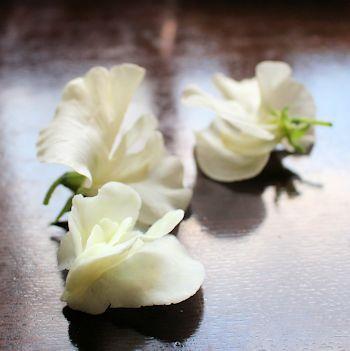 スイートピーの石けんの花と鬼|新潟 手作り石鹸の作り方教室 アロマセラピーのやさしい時間