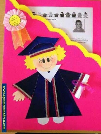 Decora fácilmente una carpeta o folder y úsala para entregar documentos  escolares como diplomas 6bdbe129467d