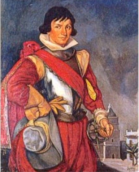 "Catalina de Erauso, also known as the nun lieutenant (la monja alférez in Spanish). She fougth as a Spanish soldier in the New World, without anybody suspecting she was a woman (her male name was ""Francisco de Loyola""). And even when she was discovered she was granted a special dispensation by the Pope himself to wear men's clothing. She was badass by definition.  (copy and pasted from source.)"