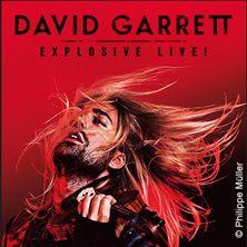 David Garrett mit Band und großem Orchester - Explosive Live! // 17.11.2016 - 07.12.2016  // 17.11.2016 20:00 BRAUNSCHWEIG/Volkswagen Halle // 18.11.2016 20:00 LEIPZIG/Arena Leipzig // 19.11.2016 20:00 MANNHEIM/SAP Arena // 21.11.2016 20:00 NÜRNBERG/ARENA NÜRNBERGER VERSICHERUNG // 22.11.2016 20:00 DORTMUND/Westfalenhalle 1 // 23.11.2016 20:00 BREMEN/ÖVB-Arena // 25.11.2016 20:00 HAMBURG/Barclaycard Arena // 26.11.2016 20:00 BERLIN/Mercedes-Benz Arena // 27.11.2016 20:00 HANNOVER/TUI Arena…