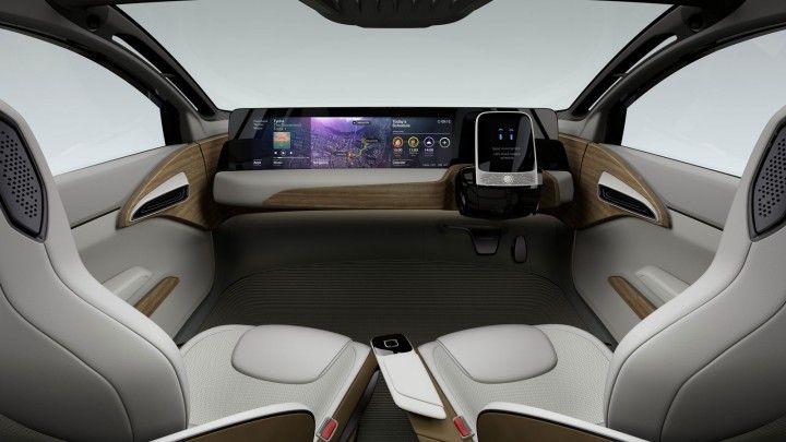 Nissan IDS Concept Interior link: