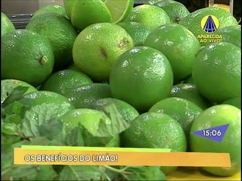 Santa Receita | Conheça os benefícios do limão e aprenda receitas! - 02 de Fevereiro de 2015 - YouTube