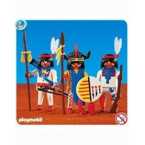 PLAYMOBIL 7659 - 3 Indians: Amazon.co.uk: Toys & Games