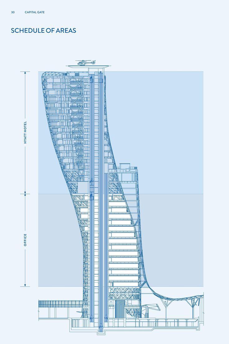 Capital Gate Floor Plans