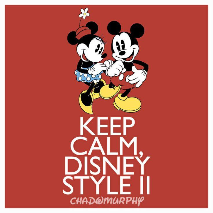 Keep Calm, Disney Style II