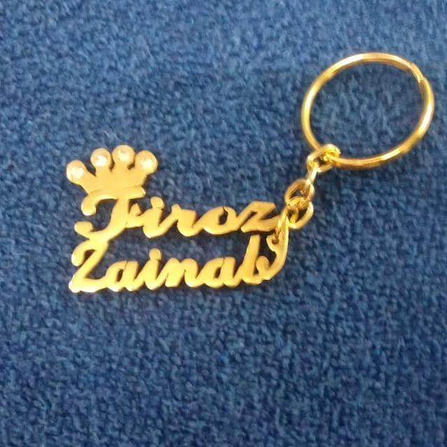 Get Customized Keyrings Name Chain Bracelet Kada Bottles Pens Set Etc Fr Ur Love Once Gifts Gift Love Handmade Giftideas Flowers Homedecor Fashio