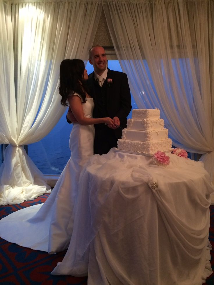 One of our recent weddings