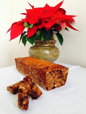 HOMEMADE SLOVENIAN FOOD : SLOVENIAN DRY FRUITS BREAD - CHRISTMAS BREAD
