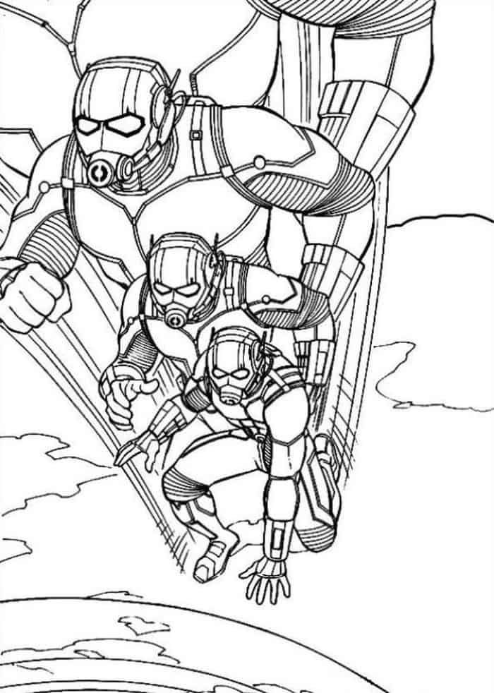 The Back Of Ant Man Mask Coloring Pages In 2020 Avengers Coloring Pages Coloring Pages Lego Coloring Pages