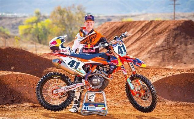 Red Bull KTM Factory Racing Team rider Trey Canard announces retirement - Motorcycle.com News