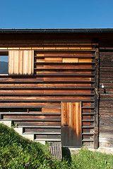 Peter Zumthor  - Gugalum house