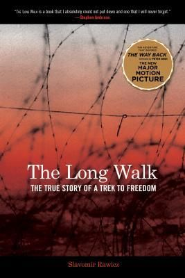 The Long Walk: The True Story of a Trek to Freedom Loved this one.scrs