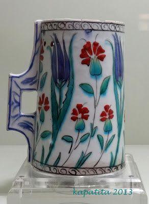 Entre deux rives: Le musée de la céramique (Çinili Köşk)