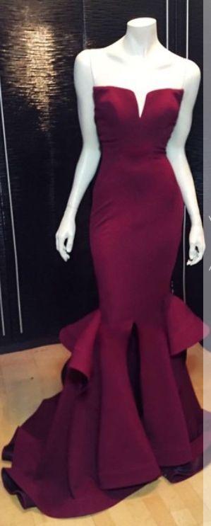 Sexy Prom Dress Prom Dress Mermaid