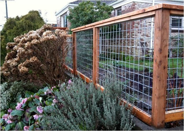 Attractive Garden Fencing   Garden Fence Ideas Design Arenu0027t By Aiming Out  Barrier Segments