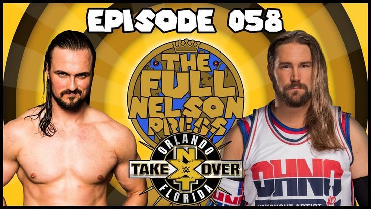 This week Brandon & Pete review NXT TakeOver: Orlando 2017! Try to make sense of