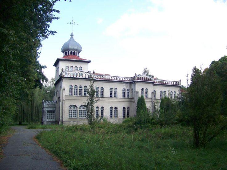 Osiek - Pałac Rudzińskich