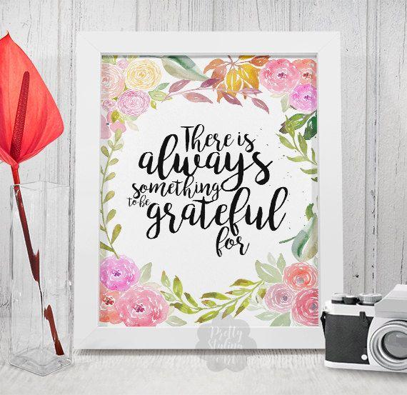 Motivational Quote Art Nursery Print Decor by PrettyStylingArt