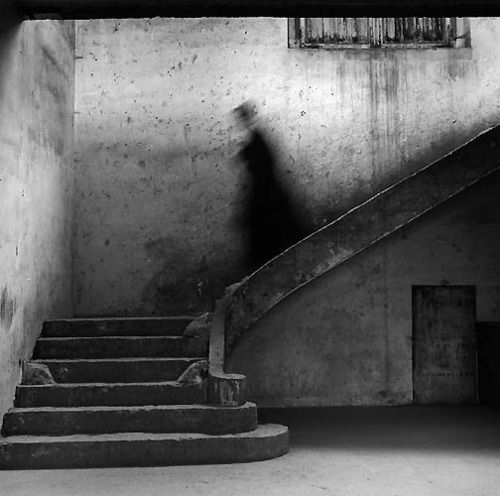 """Rodney Smith - Gary descending staircase, Parc de Sceaux, Paris, 1995 """"the others""""?"""