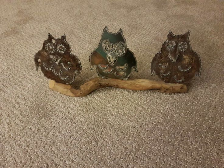 A personal favorite from my Etsy shop https://www.etsy.com/ca/listing/496984869/three-little-owls-angel-art-design-co