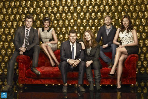 Bones - Season 9 - Cast Promotional Photos