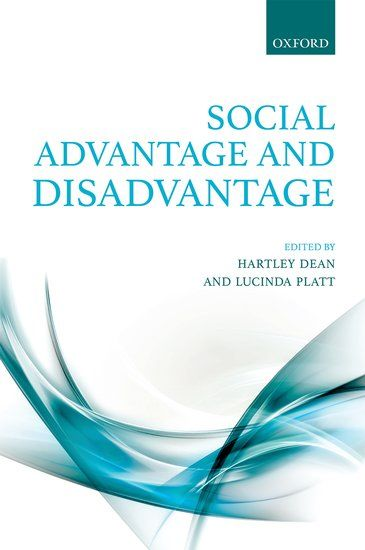 Social advantage and disadvantage are potent catch-all terms. They have no established definition but, considered in relation to one another, they can embrace a wide variety of more specific concepts that address the ways in which human society causes, exacerbates or fails to prevent social divisions or injustices.