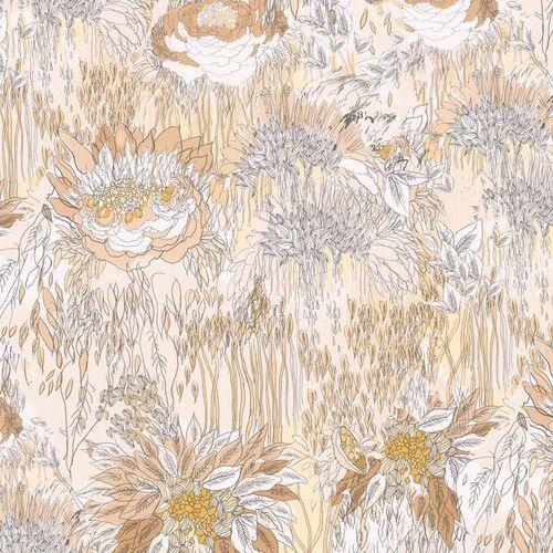 "Found it at AllModern - Wall-a-Porter Vergal 33' x 21"" Botanical Wallpaper"