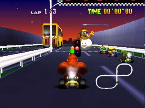Nintendo 64 Longplay 002 Mario Kart 64 YouTube The