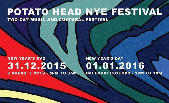 Potato Head Beach Club will be taking the New Year's experience to another level with a culture and music event from December 31 2015 to January 2 2016.