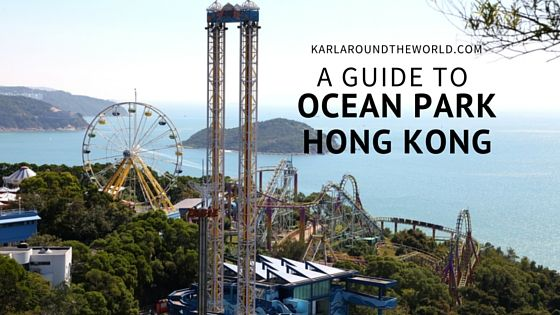 A comprehensive guide for a complete day in Ocean Park Hong Kong