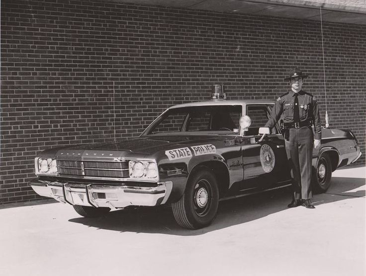 old pictures of west virginia State Police
