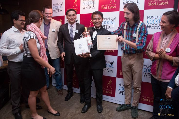 Cheers and congratulations to the 1st Runner Up of the Most Innovative Bartending Competition at #PDTMumbai -PRASHANT RAWALIA ,The Bar Trident, Delhi!   Open from 6pm onwards with secret hours too!   #PDT #Mumbai #Cocktails #Winner #Innovative #Drinks #Food #Competition #Foodie #LowerParel #PleaseDontTell #BottomsUp #Drink #Eat #Socialize #Dance #Party #Weekend #Raging #RedPhoneBooth #Shhh #Shots
