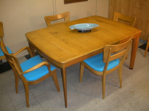 I am going to throw my retro Heywood Wakefield table and chairs back into  my decor - 117 Best HEYWOOD WAKEFIELD LOVE ✨ Images On Pinterest Wakefield