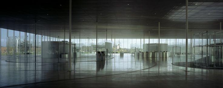 Louvre Lens by SANAA