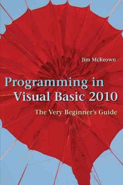 Microsoft Visual Basic 2010 Book