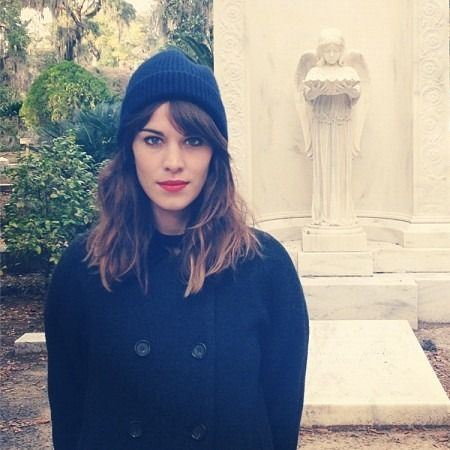 alexa chung | perfectly filtered
