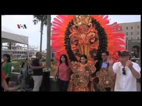 FESTIVAL WONDERFUL INDONESIA DI AMERIKA