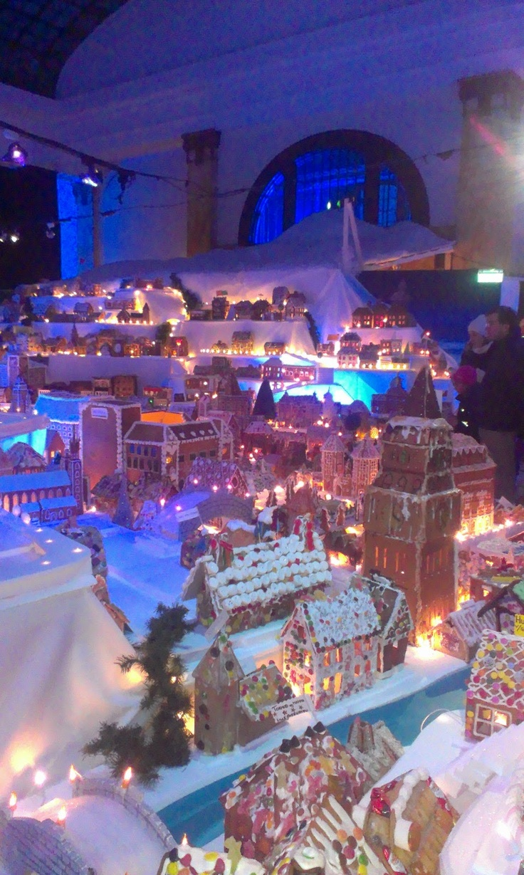 Everyday Bergen: Gingerbread Bergen