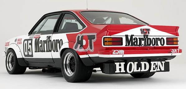 Peter Brock's 1978 A9X