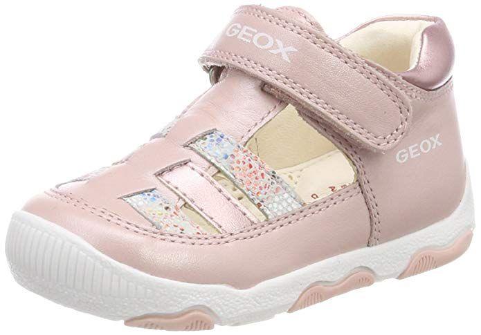 Geox Kids' New BALU Girl 8 Sandal