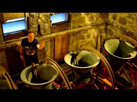 myVancouver Change Ringers: Tolling the Holy Rosary Cathedral Bells - YouTube