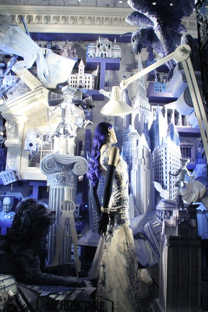 Bergdorf Goodman The arts: Architecture