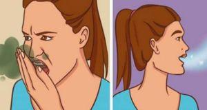 Elimina el mal aliento en 5 minutos siguiendo estos pasos: