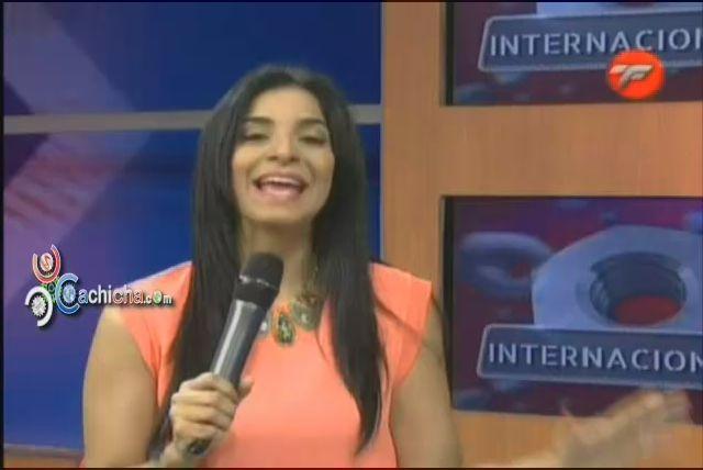 La Farandula internacional con @JohannaDuverge en @LaTuerca23 con @RoberSanchez01 #Video - Cachicha.com