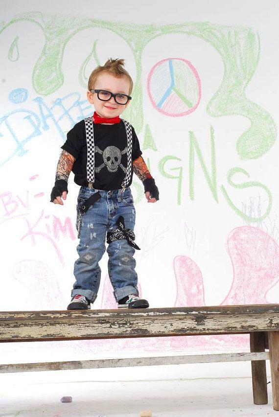 Best 25+ Rock star costumes ideas on Pinterest | Kids rockstar costume Rock star party and Rock ...