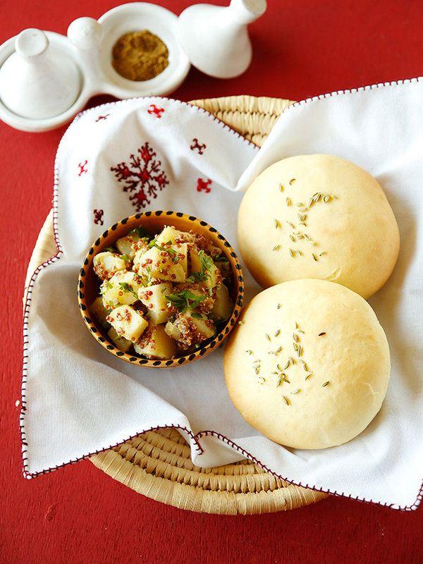 【ELLE a table】モロッコ風 キヌアのポテトサラダレシピ エル・オンライン