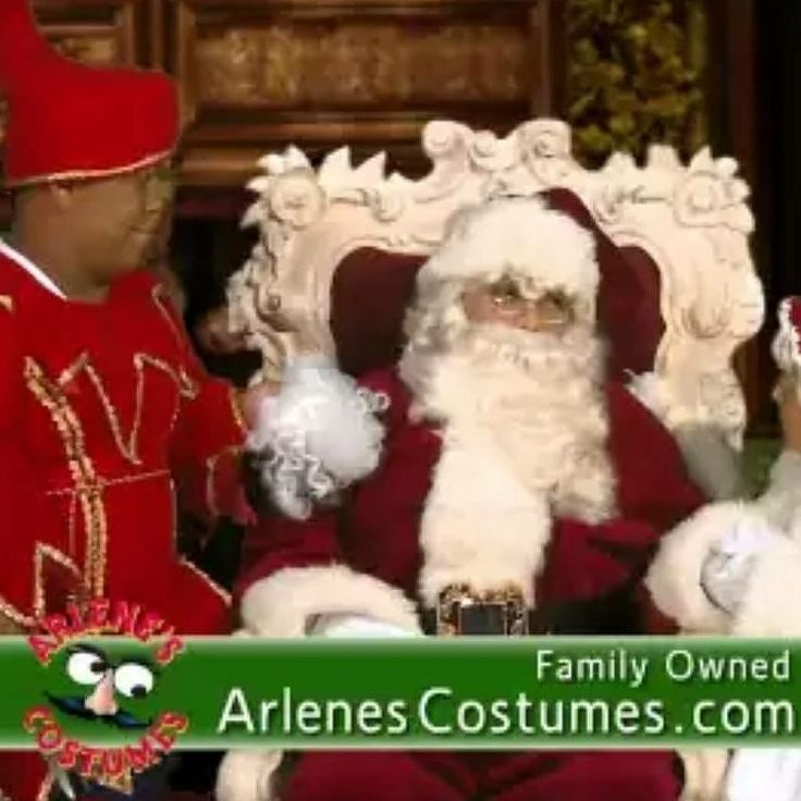 Christmas at Arlene's Costumes has always been a very special time... Even Christmas in July!  https://youtu.be/Zu0BRWAdj_U  Running out of time? Come join us and make your holiday season like those of your childhood! See our Santas Mrs. Claus elves reindeer snowmen and various Christmas characters! You can even see the famous Midtown Plaza Santa Chair!  We look forward to making your Christmas the best ever!  #santa #santachair #mrssanta #christmas